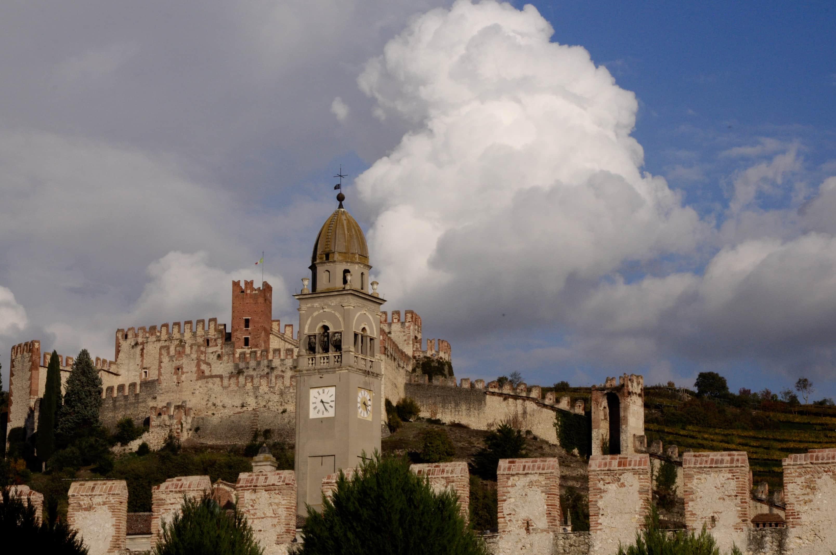 Veduta mura