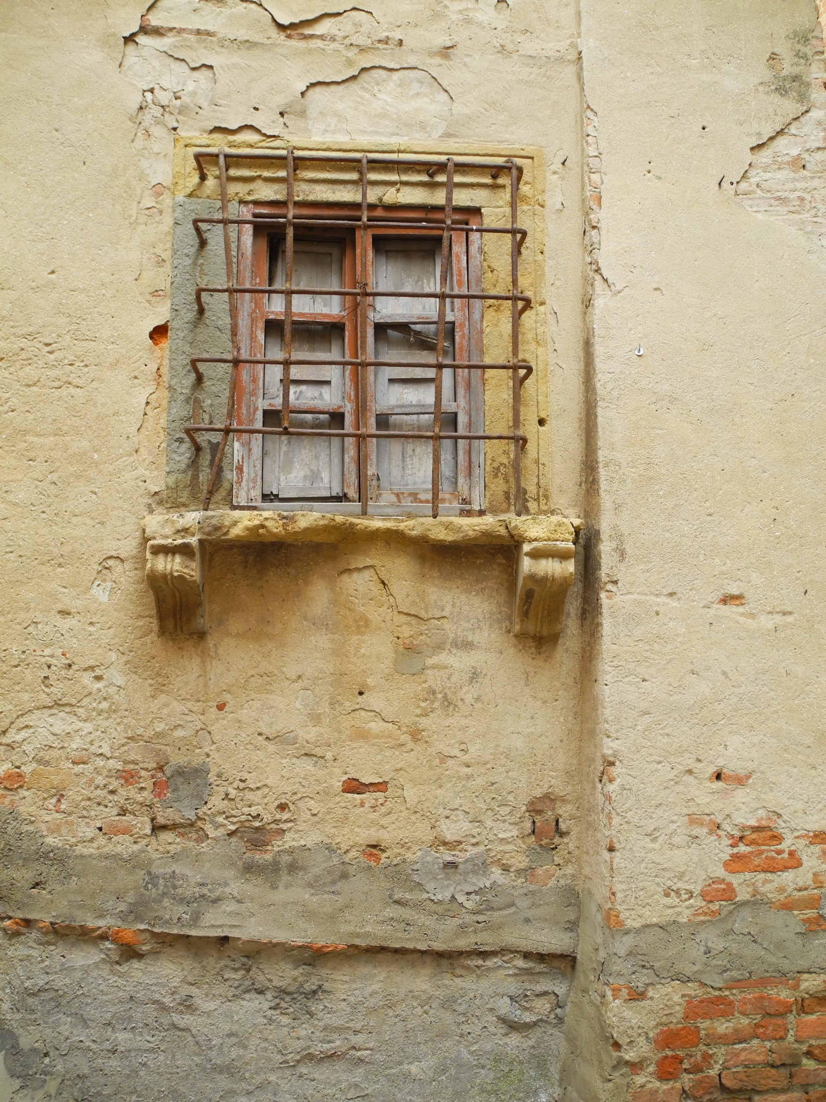 Particolare di finestra