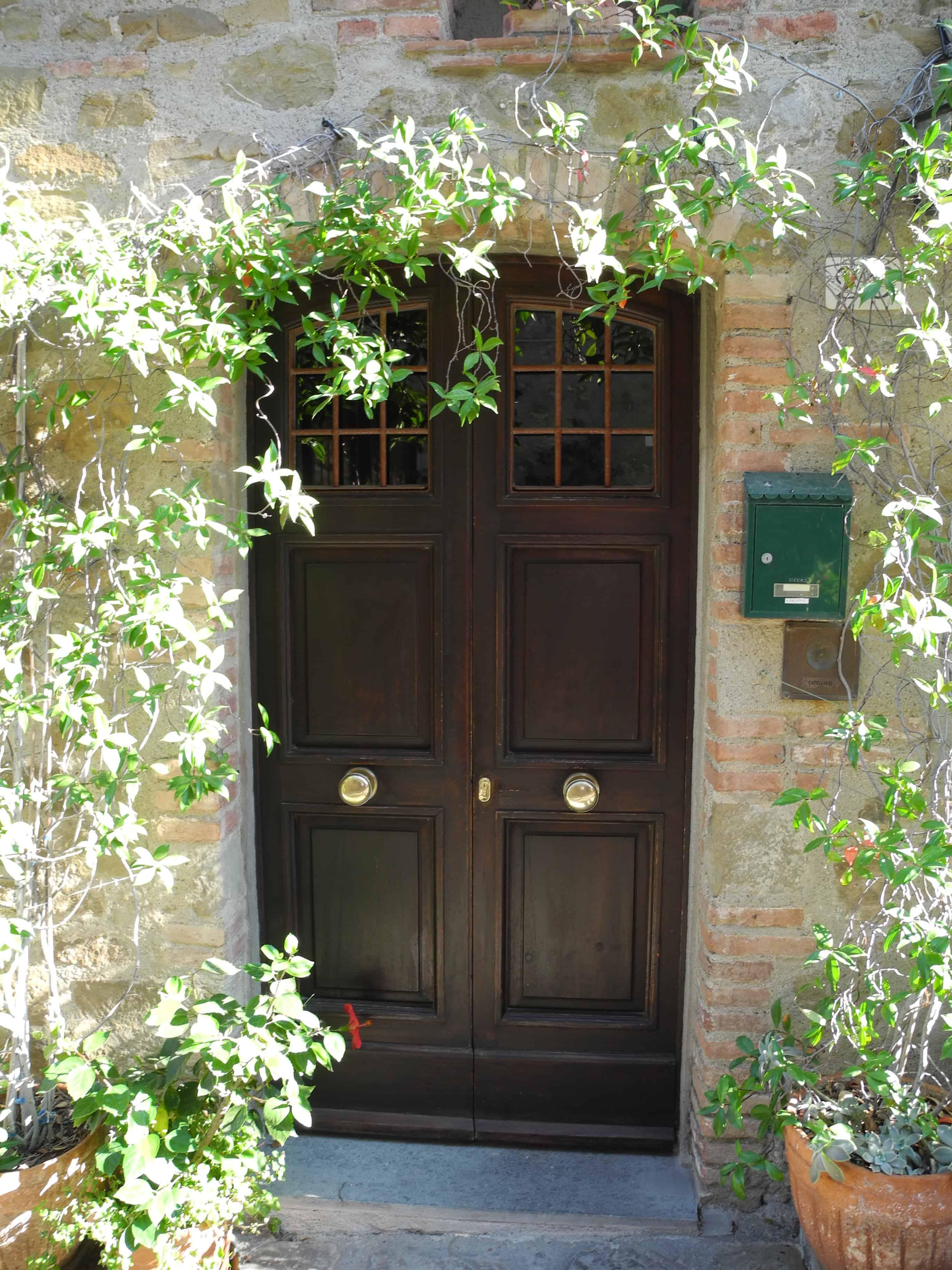 Particolare di porta